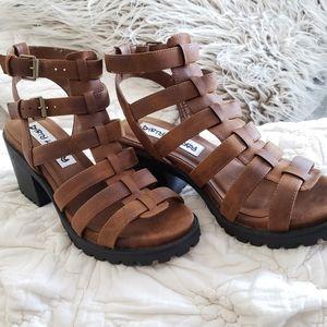 Chunky Gladiator Sandals